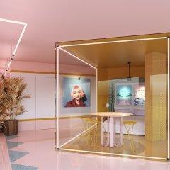 Paradiso Ibiza Art Hotel - Adults Only интерьер отеля фото 2
