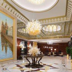 Lotte Hotel St. Petersburg интерьер отеля