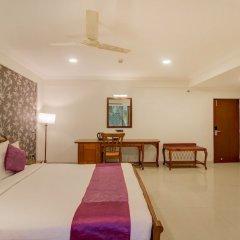 Отель Treebo Tryst Dona Paula Гоа комната для гостей фото 2
