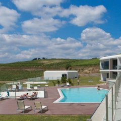 Hotel Rural Douro Scala бассейн