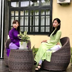 Отель Phu Thinh Boutique Resort & Spa интерьер отеля фото 2