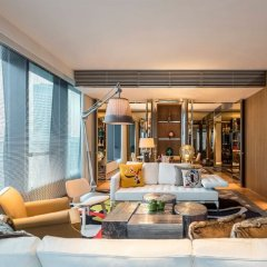 JW Marriott Hotel Singapore South Beach интерьер отеля