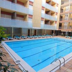 Отель Apartaments Costa d'Or Испания, Калафель - отзывы, цены и фото номеров - забронировать отель Apartaments Costa d'Or онлайн бассейн фото 3