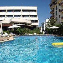 Akropoli Hotel бассейн фото 2