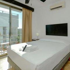 Отель Las Perlas CondoHotel комната для гостей