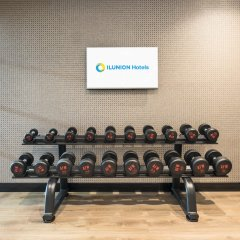 Отель Ilunion Pio XII Испания, Мадрид - 1 отзыв об отеле, цены и фото номеров - забронировать отель Ilunion Pio XII онлайн спортивное сооружение