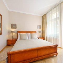 Отель Hunger Wall Residence Чехия, Прага - отзывы, цены и фото номеров - забронировать отель Hunger Wall Residence онлайн комната для гостей фото 3