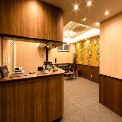Отель Asakusa Cozy Hotel Япония, Токио - отзывы, цены и фото номеров - забронировать отель Asakusa Cozy Hotel онлайн интерьер отеля фото 3