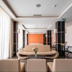 iu Hotel Luanda Cacuaco интерьер отеля