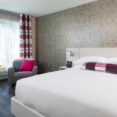 Отель Sepia Канада, Квебек - отзывы, цены и фото номеров - забронировать отель Sepia онлайн комната для гостей фото 5