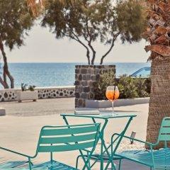 Aqua Blue Hotel пляж фото 2