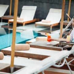 Mövenpick Hotel Sukhumvit 15 Bangkok бассейн