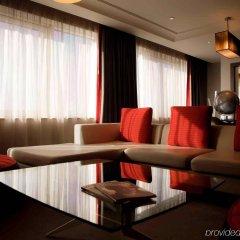 Отель Pullman London St Pancras Великобритания, Лондон - 1 отзыв об отеле, цены и фото номеров - забронировать отель Pullman London St Pancras онлайн комната для гостей