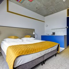 Отель Arche Hotel Geologiczna Польша, Варшава - отзывы, цены и фото номеров - забронировать отель Arche Hotel Geologiczna онлайн комната для гостей фото 2