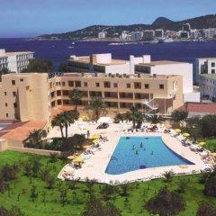 Отель Apartamentos Xaloc балкон