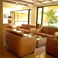 Отель Sandalwood Hotel & Retreat Индия, Гоа - отзывы, цены и фото номеров - забронировать отель Sandalwood Hotel & Retreat онлайн интерьер отеля фото 2
