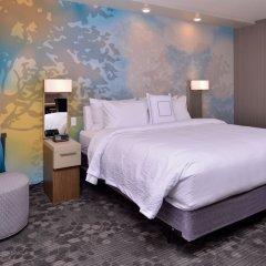 Отель Courtyard Edina Bloomington США, Блумингтон - отзывы, цены и фото номеров - забронировать отель Courtyard Edina Bloomington онлайн комната для гостей фото 5