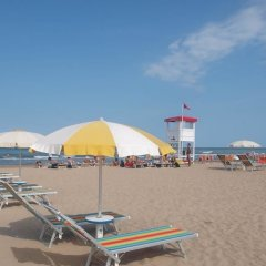 Отель Residence Internazionale пляж