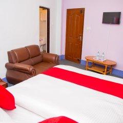 Отель OYO 202 Hotel Kanchenjunga Непал, Катманду - отзывы, цены и фото номеров - забронировать отель OYO 202 Hotel Kanchenjunga онлайн комната для гостей