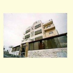 Отель Alcazar Иерусалим приотельная территория