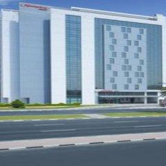 Отель Hampton by Hilton Dubai Airport ОАЭ, Дубай - 1 отзыв об отеле, цены и фото номеров - забронировать отель Hampton by Hilton Dubai Airport онлайн
