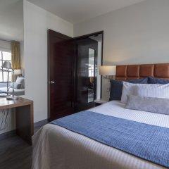 Отель FlowSuites Polanco Apartments Мексика, Мехико - отзывы, цены и фото номеров - забронировать отель FlowSuites Polanco Apartments онлайн комната для гостей фото 5