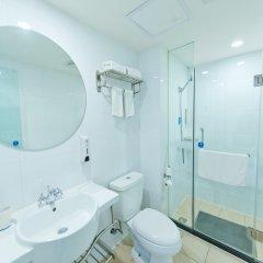 Hanting Hotel Chongqing Guanyin Bridge Branch ванная