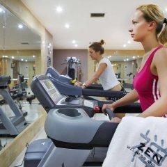 Meryan Hotel Турция, Окурджалар - отзывы, цены и фото номеров - забронировать отель Meryan Hotel - All Inclusive онлайн фитнесс-зал фото 2