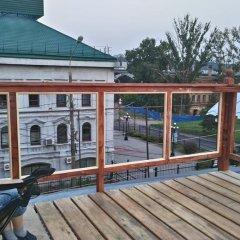 Мини-Отель Шинель Нижний Новгород балкон