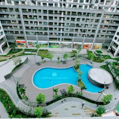 Отель Lily Hometel Imperia Garden бассейн