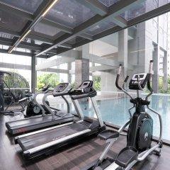 Отель V Lavender Сингапур фитнесс-зал фото 2