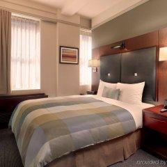 Отель Club Quarters Midtown -Times Square комната для гостей фото 3