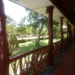 Wila Safari Hotel балкон