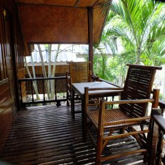Отель Seashell Coconut Village Koh Tao Таиланд, Мэй-Хаад-Бэй - отзывы, цены и фото номеров - забронировать отель Seashell Coconut Village Koh Tao онлайн балкон