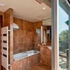 Отель Ampère Франция, Париж - отзывы, цены и фото номеров - забронировать отель Ampère онлайн ванная фото 2