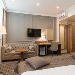 Багратион отель комната для гостей фото 11