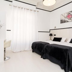 Отель Hostal Gran Via 63 Rooms комната для гостей