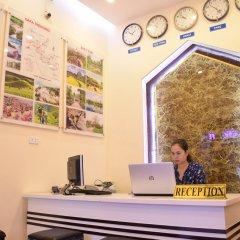 Отель Hanoi Street View Hotel Вьетнам, Ханой - отзывы, цены и фото номеров - забронировать отель Hanoi Street View Hotel онлайн интерьер отеля