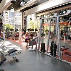 Корона отель-апартаменты фитнесс-зал фото 2