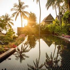 Отель InterContinental Samui Baan Taling Ngam Resort бассейн фото 4