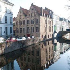 Отель Ter Brughe Бельгия, Брюгге - 5 отзывов об отеле, цены и фото номеров - забронировать отель Ter Brughe онлайн приотельная территория фото 2