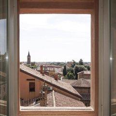 Отель Casa Isolani Santo Stefano Италия, Болонья - отзывы, цены и фото номеров - забронировать отель Casa Isolani Santo Stefano онлайн балкон