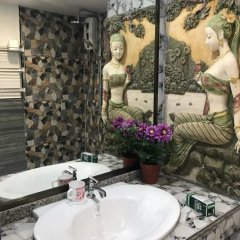 Отель Grand View Condo by Zhang Shunzi Таиланд, Паттайя - отзывы, цены и фото номеров - забронировать отель Grand View Condo by Zhang Shunzi онлайн ванная фото 2