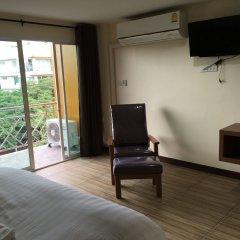 Отель Baan Wanchart Bangkok Residences Бангкок удобства в номере