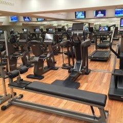 Отель Rome Cavalieri, A Waldorf Astoria Resort фитнесс-зал фото 4