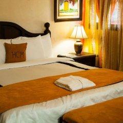 Hotel Camino Maya комната для гостей фото 3