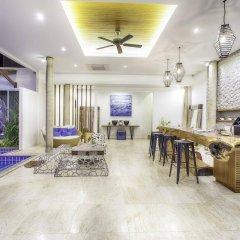 Escape De Phuket Hotel & Villa питание