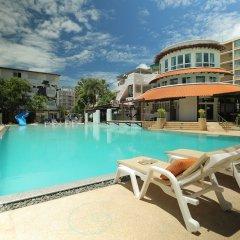 My Way Hua Hin Music Hotel бассейн фото 3