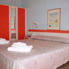 Отель Sabbia DOro Италия, Римини - отзывы, цены и фото номеров - забронировать отель Sabbia DOro онлайн комната для гостей фото 4