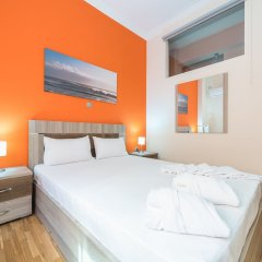 Отель Stylish Home in Koukaki комната для гостей фото 2